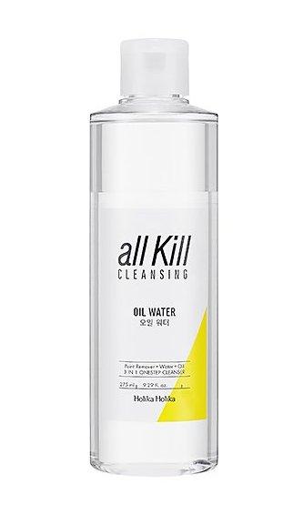 """HOLIKA HOLIKA Средство двухфазное для снятия макияжа """"Ол Килл"""" / All Kill Cleansing Oil Water 275мл"""