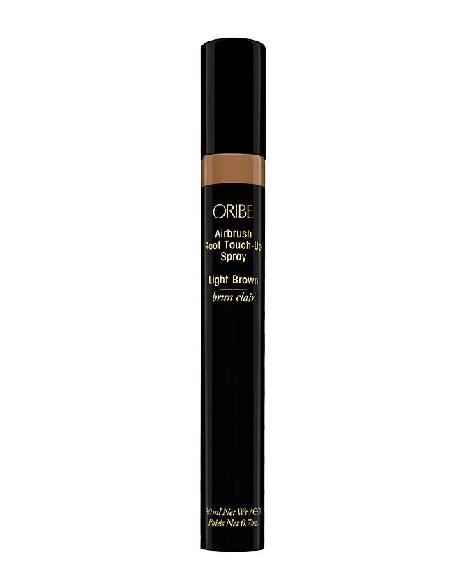 Купить ORIBE Спрей-корректор цвета для корней волос, русый / Airbrush Root Touch Up Spray, light brown 30 мл, Русый