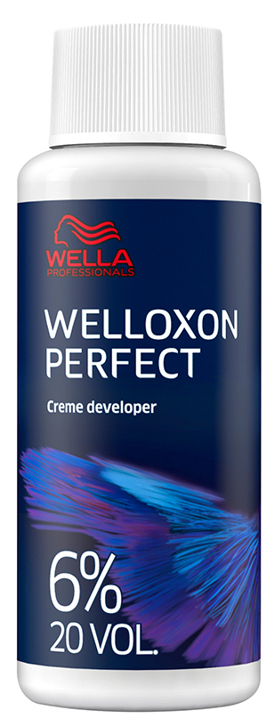 WELLA PROFESSIONALS Окислитель 6% / Welloxon Perfect 60 мл