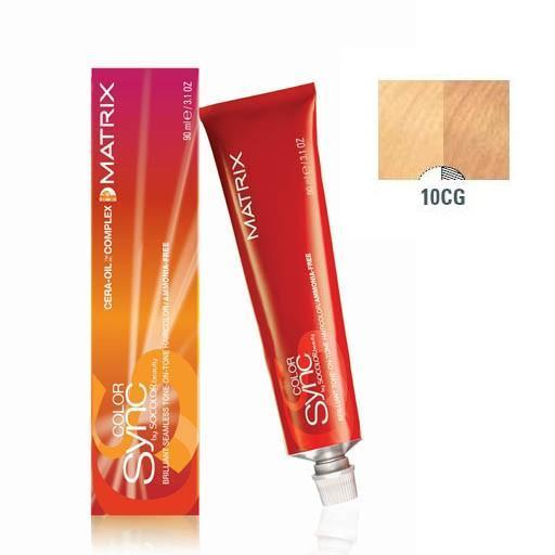 MATRIX 10CG краска для волос / КОЛОР СИНК 90мл