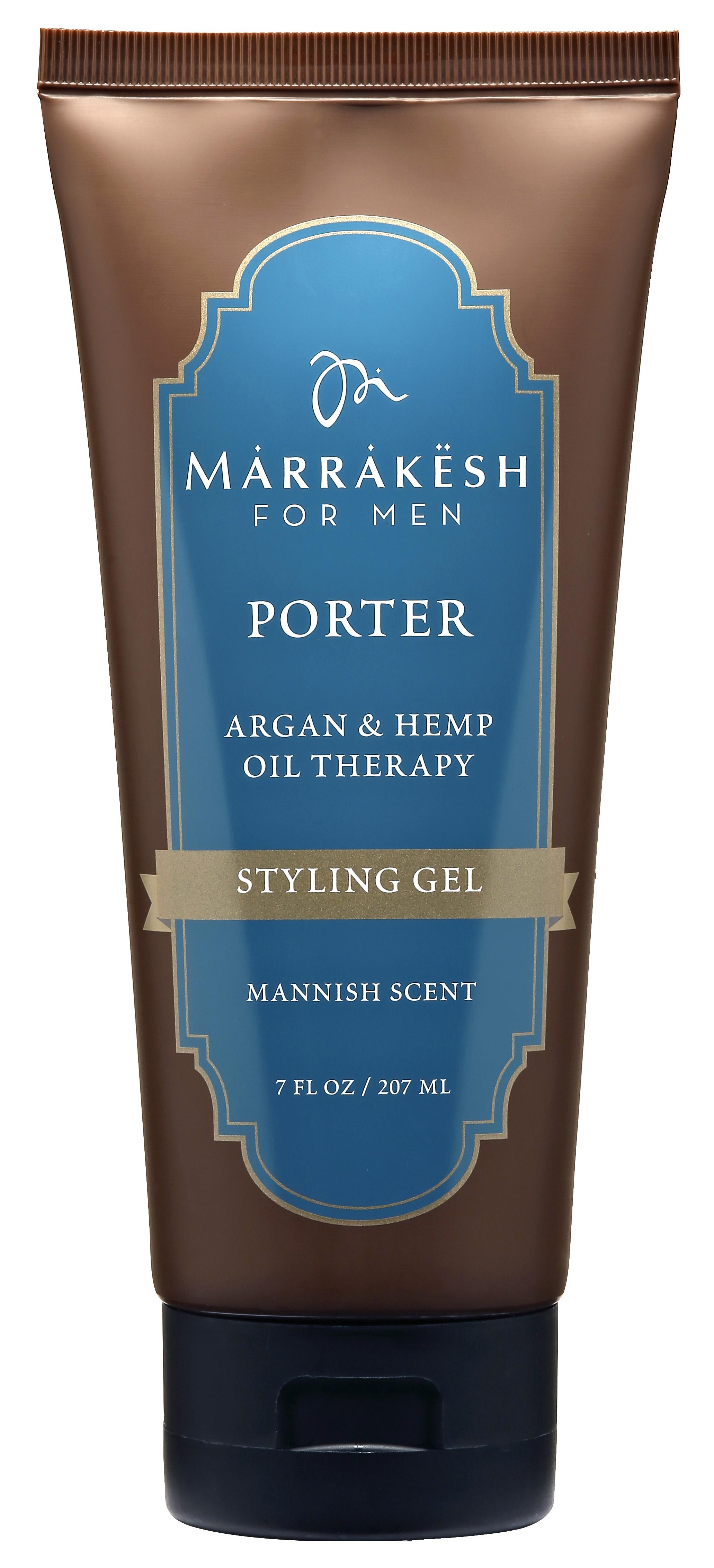 MARRAKESH Гель стайлинг для мужчин / Marrakesh For Men 207 мл