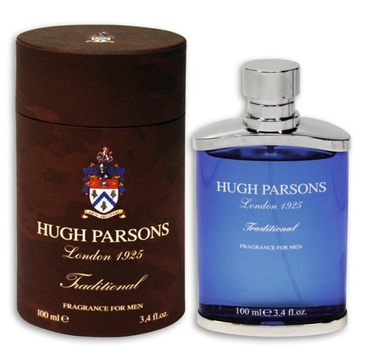 "HUGH PARSONS Вода парфюмерная ""Traditional For Man"" / HUGH PARSONS 100мл"