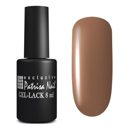 Купить PATRISA NAIL 384 гель-лак для ногтей Брауни 8 мл, Коричневые