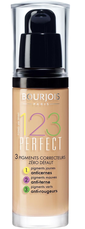 Купить BOURJOIS Крем тональный для лица, 54 бежевый / 123 Perfect New