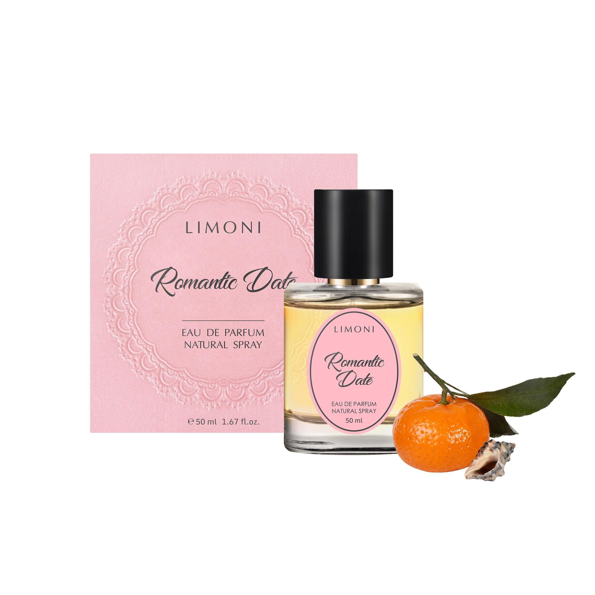 LIMONI Вода парфюмерная / Romantic Date Eau de Parfum 50 мл