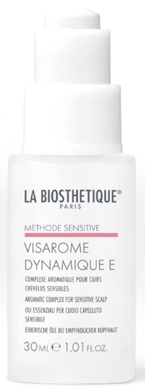 LA BIOSTHETIQUE Аромакомплекс для чувствительной кожи головы / Visarôme Dynamique E 30 мл la biosthetique аромакомплекс для сухой кожи головы visarôme dynamique b 30 мл