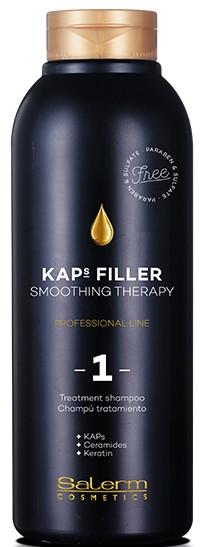 Купить SALERM COSMETICS Шампунь питательный для волос / KAPS FILLER 500 мл