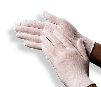 GLORIA Подперчатки М / Handyboo RegularПерчатки<br>В перчатках для эпиляции у Вас потеют руки? Даже самые маленькие перчатки во время эпиляции у Вас все равно сползают с рук? Надоело ощущение сухости и раздражения на руках от перчаток? Идеальный выход для Вас - подперчатки. Подперчатки Regular сделаны из натурального бамбукового волокна. Впитывают влагу, устраняют неприятный запах. Препятствуют развитию кожных заболеваний. Подперчатки можно стирать. Рассчитаны на 50 стирок. Размер: М<br>