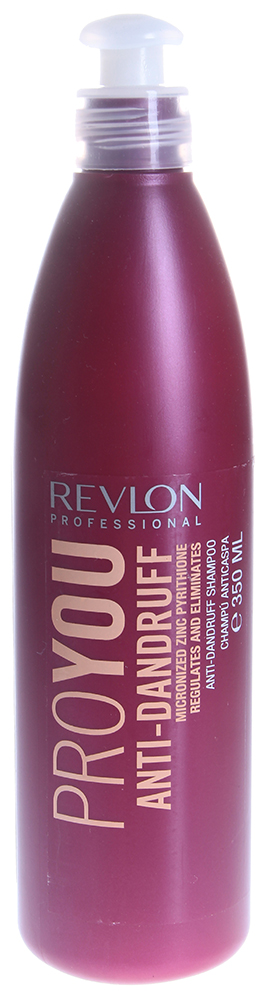 REVLON Professional Шампунь против перхоти / PROYOU ANTI-DANDRUFF 350мл revlon professional шампунь против перхоти revlon professional pro you anti dandruff shampoo 7203135000 350 мл
