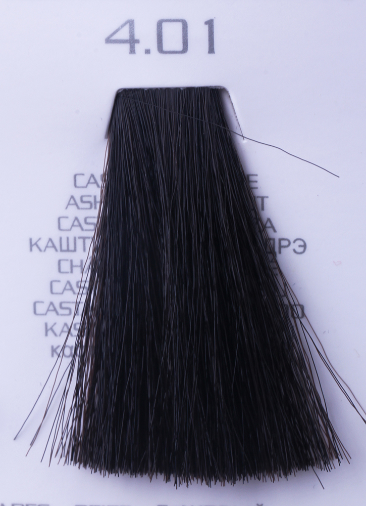 HAIR COMPANY 4.01 ������ ��� ����� / HAIR LIGHT CREMA COLORANTE 100��
