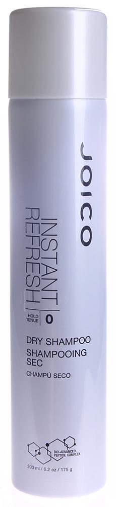JOICO Шампунь сухой / STYLE &amp; FINISH 200млШампуни<br>Моментально поглощает избыточный кожный жир и запах, обеспечивая чистоту и свежесть волос. Не оставляет белого налета, невидим даже на темных волосах. Приподнимает волосы у корней, делает волосы более управляемыми и увеличивает продолжительность жизни вашей укладки между процедурами мытья головы. Способ применения: распылить напрямую на корни волос/кожу головы.<br><br>Тип кожи головы: Жирная<br>Консистенция: Сухая