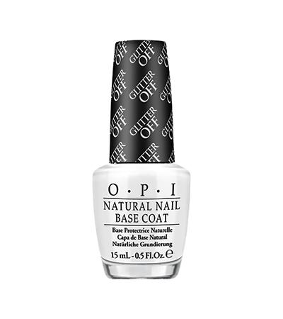 OPI Покрытие базовое для глиттерных текстур / Glitter Base Coat 15 мл opi покрытие верхнее быстрая сушка rapidry top coat 15 мл