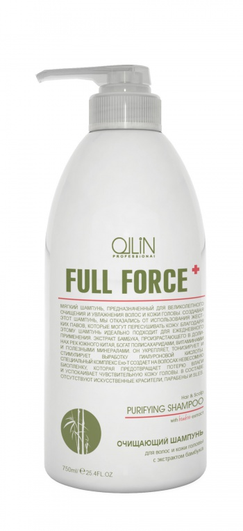 OLLIN PROFESSIONAL ������� ��������� ��� ����� � ���� ������ � ���������� ������� / FULL FORCE 750��