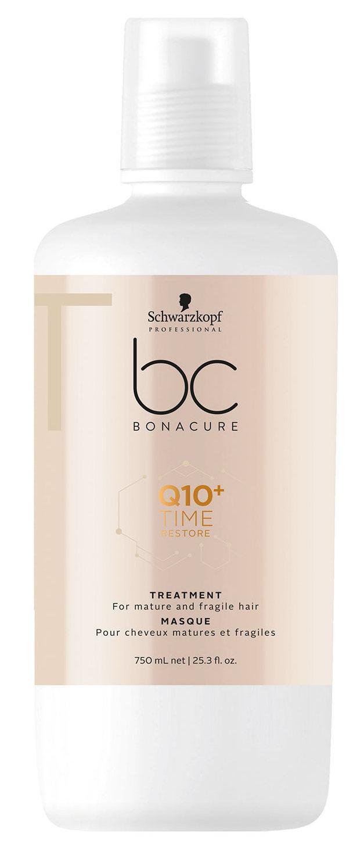 Купить SCHWARZKOPF PROFESSIONAL Маска смягчающая для возрастных волос / BC Q10 Time Restore 750 мл