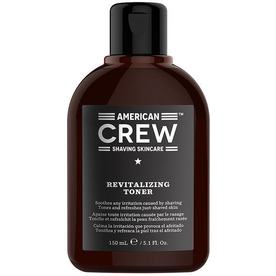AMERICAN CREW Лосьон восстанавливающий после бритья / Revitalizing Toner CREW SHAVING SKINCARE 150 мл - Лосьоны