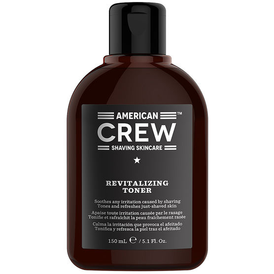 AMERICAN CREW Лосьон восстанавливающий после бритья, для мужчин / Revitalizing Toner CREW SHAVING SKINCARE 150 мл фото