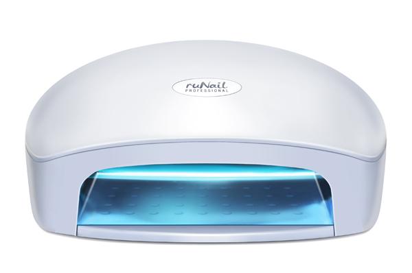 RuNail Лампа LED 10Вт от Галерея Косметики