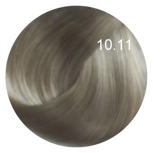 FARMAVITA 10.11 краска для волос, платиновый блондин интенсивно-пепельный / LIFE COLOR PLUS 100 мл