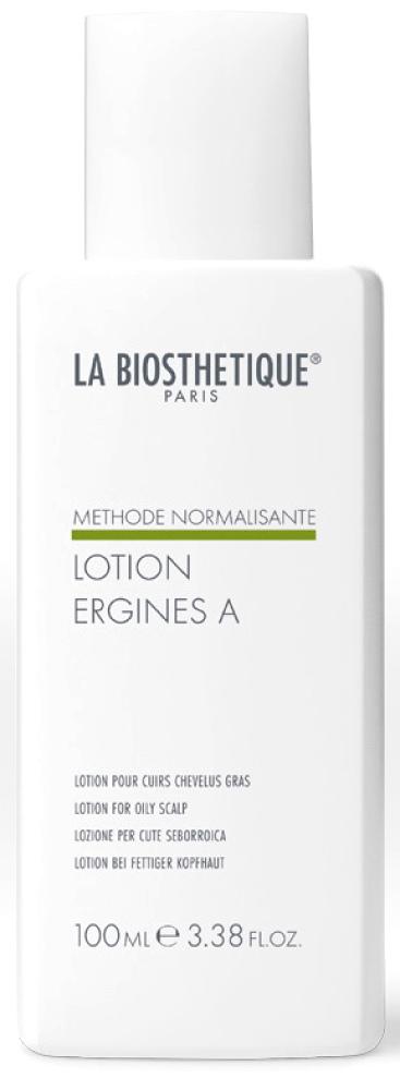 LA BIOSTHETIQUE Лосьон для жирной кожи головы / Ergines A 100 мл -  Лосьоны