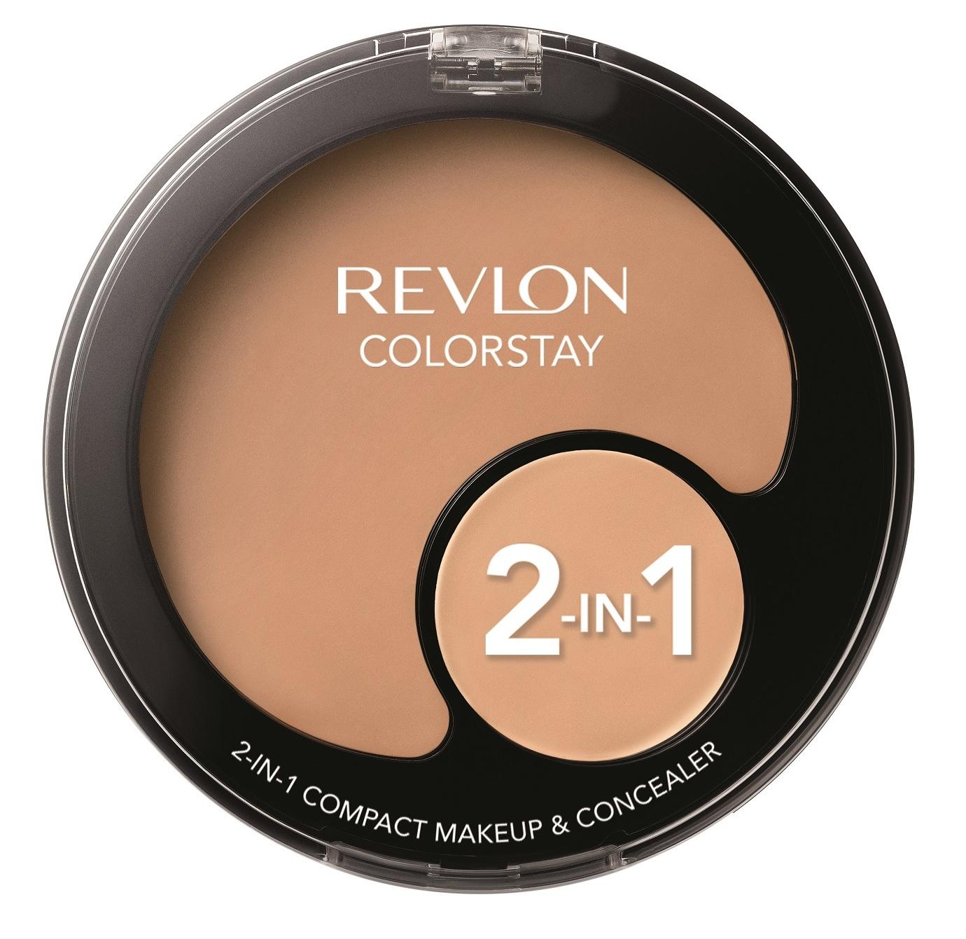 REVLON Основа тональная + консилер 2 в 1 220 / Colorstay