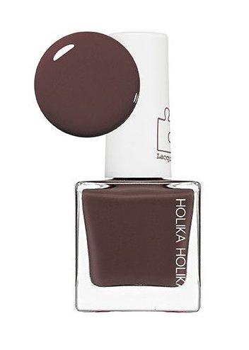 "HOLIKA HOLIKA Лак для ногтей BR01 (темно-коричневый) ""Пис Мэтчинг"" / Piece Matching Nails (Lacquer) Brownie 10мл"