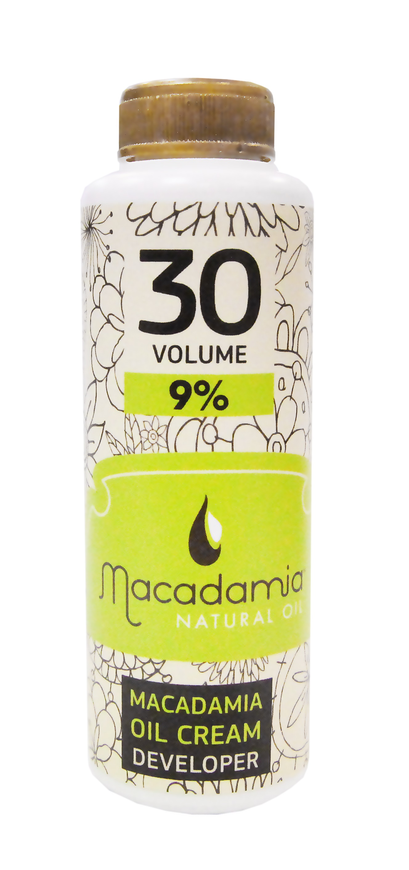 MACADAMIA Natural Oil Окислитель 9% (30 vol) / Cream Color 100 мл macadamia natural oil несмываемый 100 мл