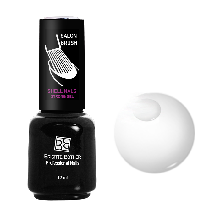 BRIGITTE BOTTIER Покрытие базовое для гель-лака / Shell Nails base coat 12мл -  Базовые покрытия