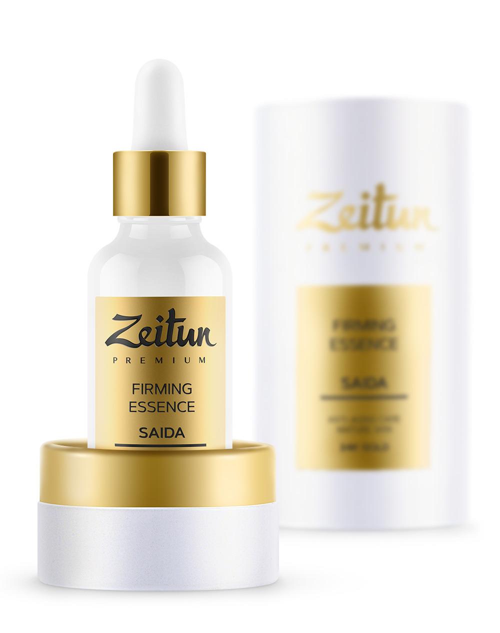 ZEITUN Эссенция-лифтинг с 24К золотом для зрелой кожи / SAIDA 30 мл