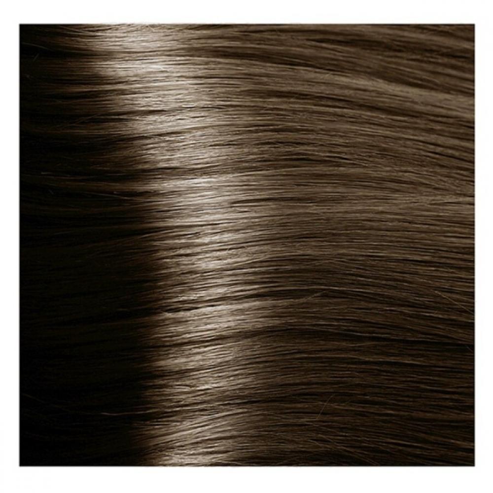 Купить KAPOUS NA 7.23 краска для волос, блондин бежевый перламутровый / Magic Keratin 100 мл