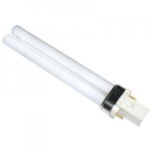 YOKO Лампа ультрафиолетовая 9WКосметологическое оборудование<br>УФ-лампа 9 Вт сменная. Подходит ко всем лампам Yoko и лампам многих других марок.<br>