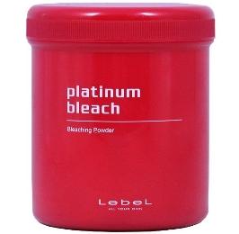 LEBEL Порошок осветляющий / PLATINUM BLEACH 350грОсобые средства<br>Осветляющий порошок для интенсивного обесцвечивания волос до 7 тонов. Подходит для всех типов волос и всех техник обесцвечивания. Новая формула из сбалансированного сочетания агентов, контролирует процесс обесцвечивания волос. Способ применения: смешать порошок с нужным, в зависимости от необходимой степени осветления оксидом, в пластмассовой таре. Пропорция смешивания 1:3. Нанесите смесь на сухие немытые волосы. Максимальное время воздействия до 50 минут. Работает без дополнительного тепла. Следующая обработка: Промойте волосы теплой водой. Далее еще раз промойте волосы с шампунем Lebel для окрашенных волос- Proscenia. Желательно провести процедуру Lebel Proedit Step Charge - Сияние цвета, для стабилизации результата.<br><br>Тип: Порошок<br>Объем: 350 гр<br>Вид средства для волос: Осветляющая