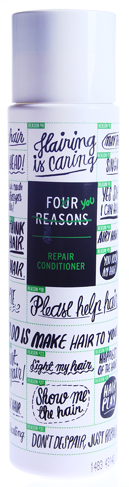 KC PROFESSIONAL ����������� ��� �������������� � ���������� ��������� ����� / Repair Conditioner FOUR REASONS 300��