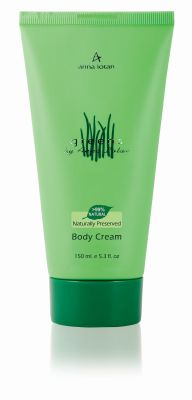 ANNA LOTAN Крем для тела Гринс / Body Cream GREENS 150мл