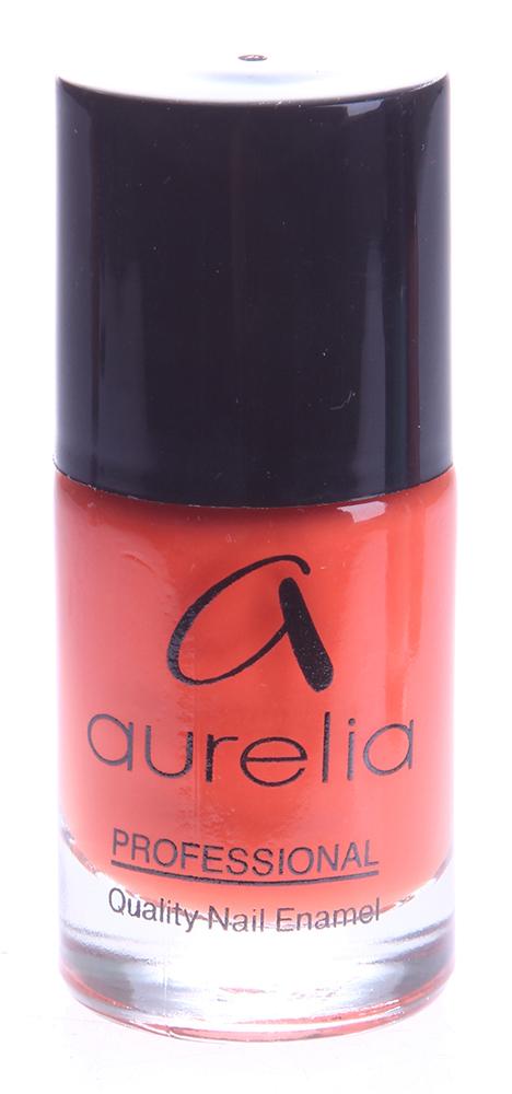 AURELIA 745 лак для ногтей / PROFESSIONAL 13млЛаки<br>Aurelia Professional &amp;mdash; лаки профессионального качества и эксклюзивных цветов на основе инновационных пигментов последнего поколения, часто обновляемые в соответствии с модными тенденциями сезона. Способ применения: Нанесите лак для ногтей, равномерно распределив по всей ногтевой пластине. Лак можно наносить на чистые ногти, но для более стойкого эффекта рекомендуется использовать базовое и верхнее покрытия.<br><br>Цвет: Оранжевые<br>Виды лака: Глянцевые