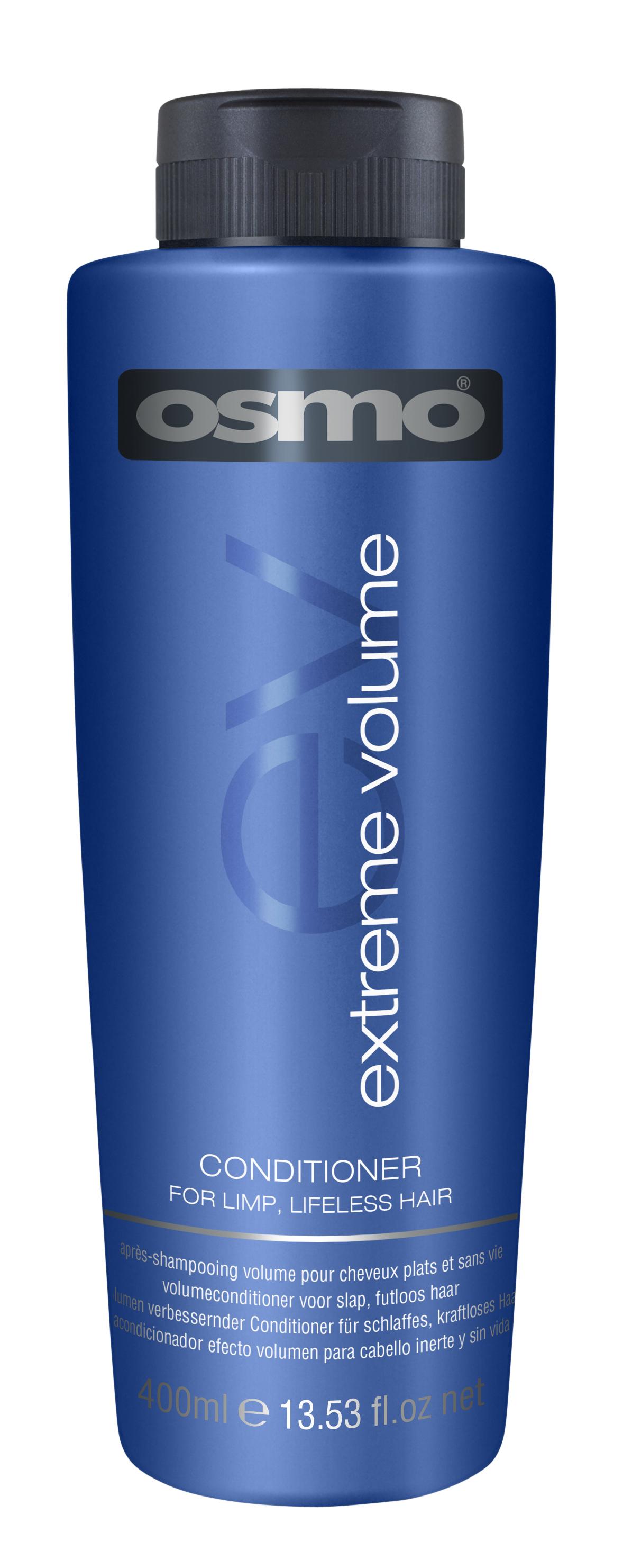 OSMO Кондиционер Экстремальный объем / Extreme Volume Conditioner 400мл