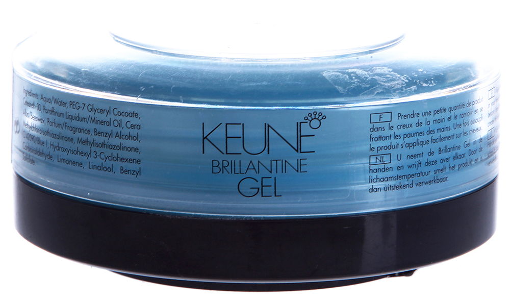 KEUNE Гель-бриллиантин / BRILLIANTINE GEL 100 мл
