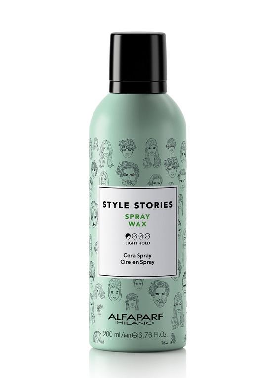 Купить ALFAPARF MILANO Спрей-воск для укладки волос / SPRAY WAX STYLE STORIES 200 мл