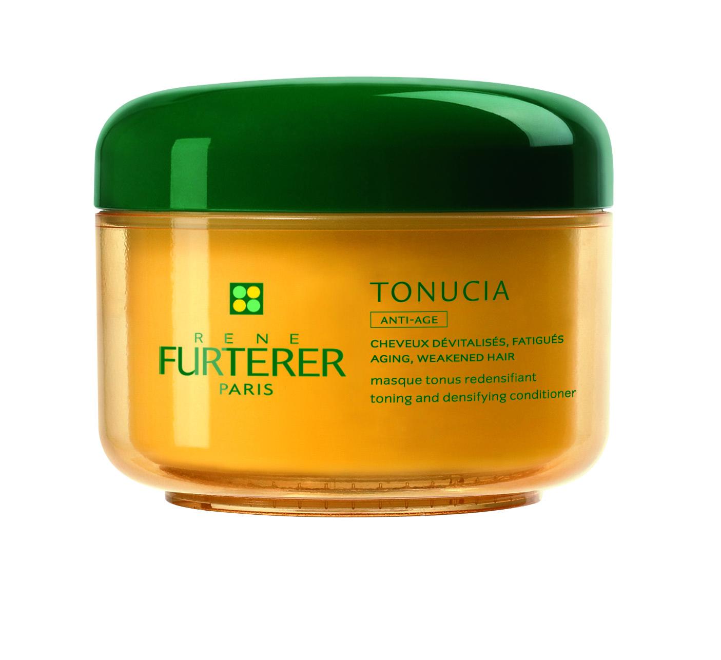 RENE FURTERER Маска тонизирующая для придания волосам плотности / Tonucia 200мл недорого