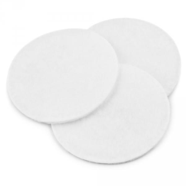 Купить IGRObeauty Салфетка 5*5 см 50 г/м2 спанлейс ламинированная, цвет белый 100 шт