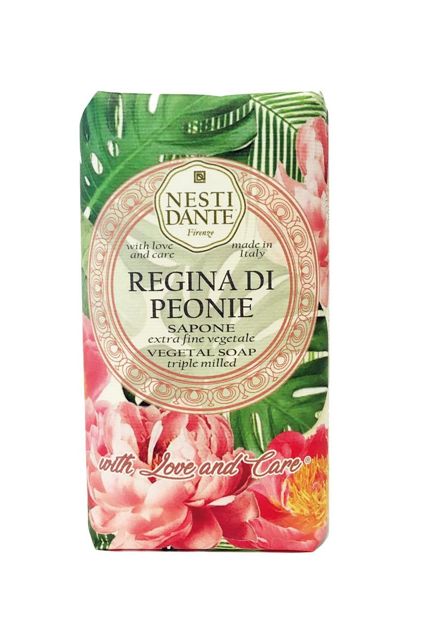 Купить NESTI DANTE Мыло Королевский пион / Regina di Peonie 250 г