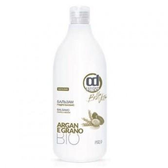 CONSTANT DELIGHT Бальзам гидро баланс / GRANO 1000 млБальзамы<br>Бальзам для сухих волос. Биологически активные компоненты: масло арганы и пшеница, содержащие высокую концентрацию витамина Е (антиоксидант), смягчают сухую кожу головы и укрепляют волосы по всей длине. Бальзам делает волосы более мягкими и шелковистыми. Способ применения: нанесите необходимое кол-во бальзама на волосы и равномерно распределите по всей длине. Слегка помассируйте и оставьте на 2-3 минуты, затем тщательно смойте теплой водой.<br><br>Объем: 1000 мл<br>Тип кожи головы: Сухая<br>Типы волос: Сухие