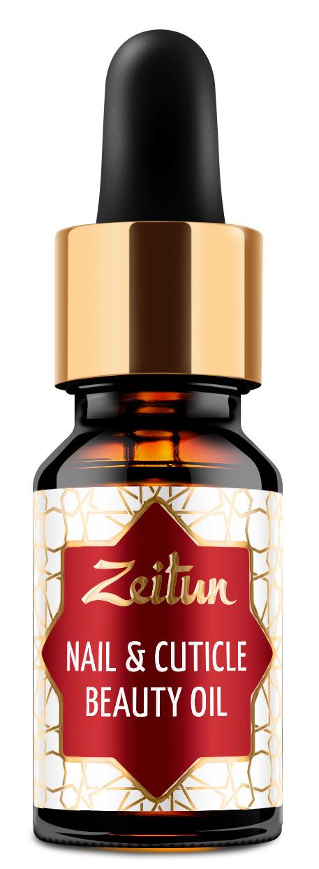ZEITUN Масло красоты для ногтей и кутикулы 10 мл