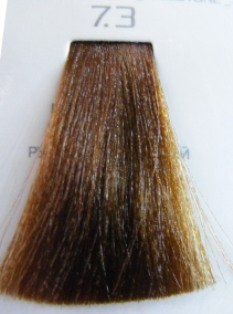 HAIR COMPANY 7.3 краска для волос / HAIR LIGHT CREMA COLORANTE 100млКраски<br>Профессиональная стойкая крем-краска для волос. Результат последних разработок ведущих специалистов и продукт высоких технологий. Профессиональная стойкая крем-краска Hair Light Crema Colorante богата натуральными ингредиентами и, в особенности, эксклюзивным мультивитаминным восстанавливающим комплексом. Новейший химический состав (с минимальным содержанием аммиака) гарантирует максимально бережное отношение к структуре волос. Применение исключительно активных ингредиентов и пигментов высочайшего качества гарантирует получение однородного и стойкого цвета, интенсивных и блестящих, искрящихся оттенков, кроме того, дает полное покрытие (прокрашивание) седых волос. Тона профессиональной стойкой крем-краски Hair Light Crema Colorante дают возможность парикмахеру гибко реагировать на любые требования, предъявляемые к окраске волос. Наличие 5 микстонов и нейтрального (бесцветного) микстона, позволяет достигать результатов окраски самого высокого уровня. Применение: Смешать Hair Light Crema Colorante с Hair Light Emulsione Ossidante в пропорции 1:1,5. Время воздействия 30-45 мин.<br><br>Цвет: Золотистый и медный<br>Объем: 100<br>Вид средства для волос: Стойкая<br>Класс косметики: Профессиональная