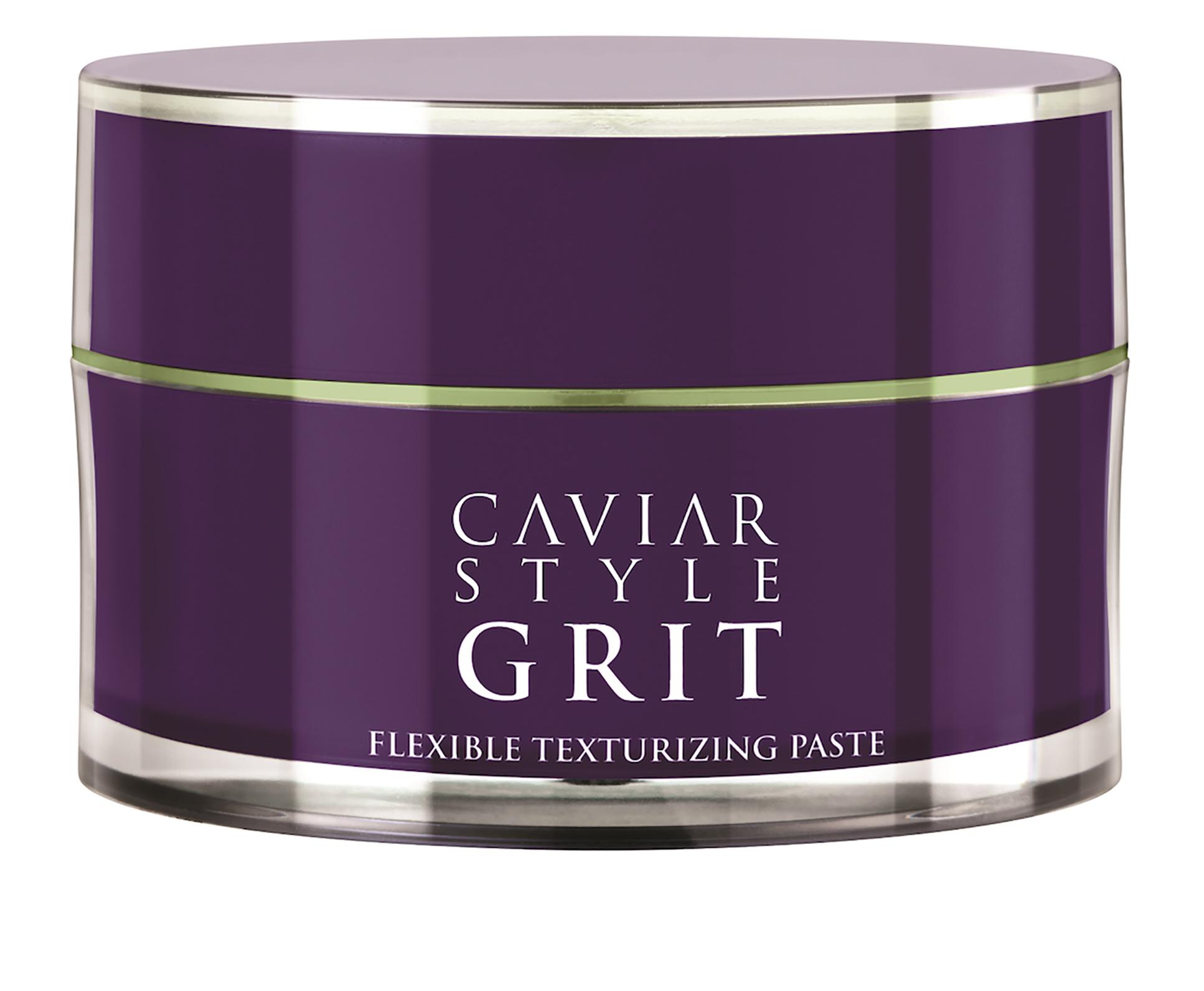 ALTERNA Паста текстурирующая с подвижной фиксацией / Style Grit Flexible Texturizing Paste CAVIAR 52 мл