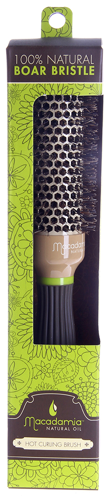 MACADAMIA Natural Oil Брашинг 33 мм / Hot Curling Brush - Брашинги