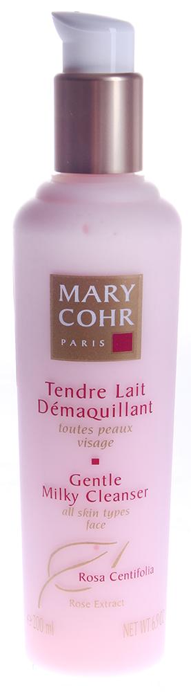 MARY COHR Молочко очищающее мягкое для всех типов кожи / Tendre Lait Demaquillant 200мл