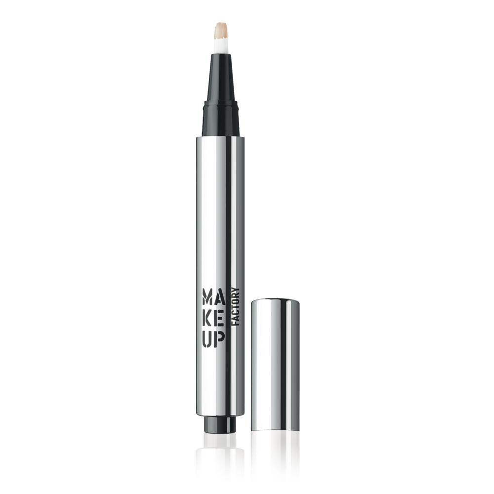 Купить MAKE UP FACTORY Консилер светоотражающий, 3 песочный / Light Reflecting Concealer