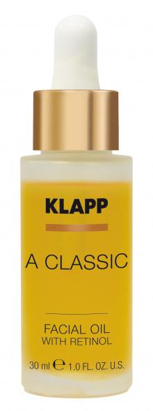 Купить KLAPP Масло с ретинолом для лица / A CLASSIC 30 мл