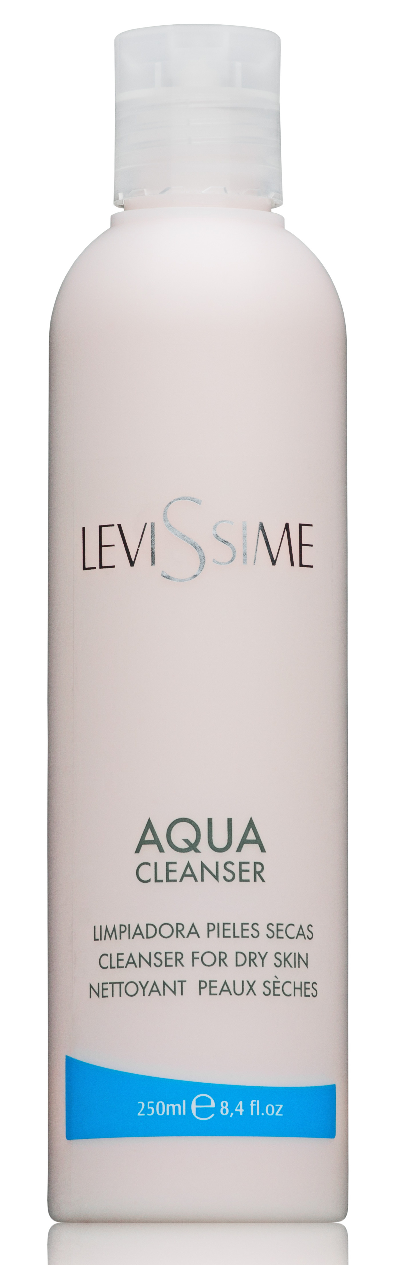 LEVISSIME Крем для снятия макияжа / Aqua Cleanser 250 мл