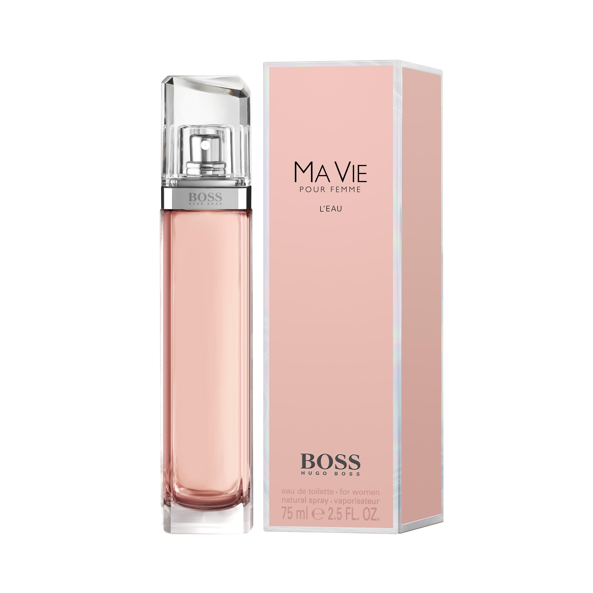 Купить HUGO BOSS Вода туалетная женская Hugo Boss Boss Ma Vie L`Eau 75 мл